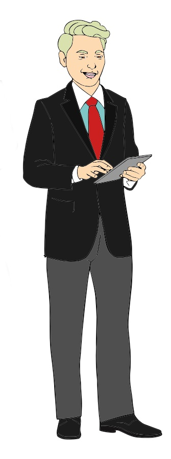 Bussiness Man (비즈니스)
