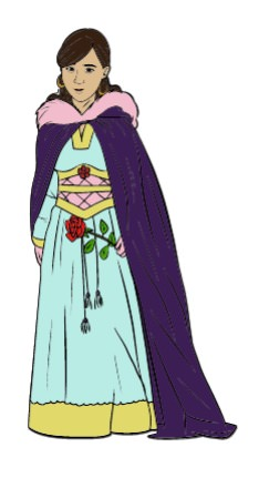 Lady Theatre Costume (의상(여))